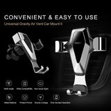 Gravity Car Phone mount Holder for all smartphones,- Aesthetic best website to buy quality replica ua adidas yeezy boost 350 v1 and v2 sneakers