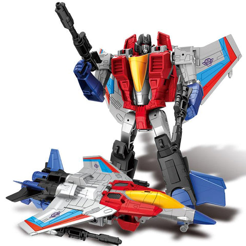 fighter jet action figure transformer robot kids toy figure