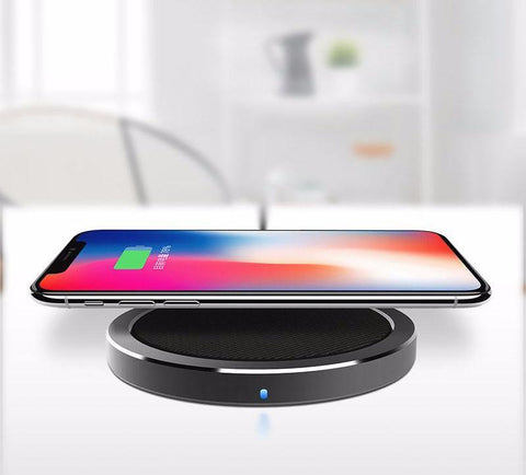 Qi-enabled Wireless Charger For iPhone X 8 plus,Samsung Galaxy Note and s series