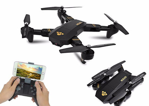 rugged foldable 3MP camera selfie quadcopter drone (with lights for night flight) - top quality replica designer rolex patek  AP hublot watches and bust down iced out diamond jewelry