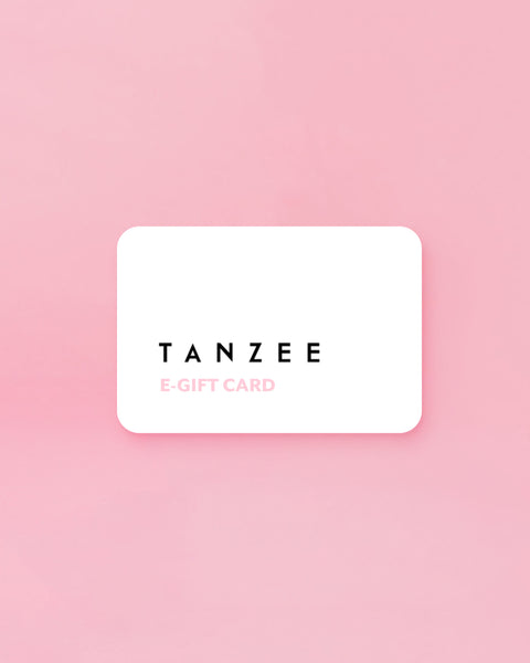 Treat a Tanning Addict- Tanzee Gift Card