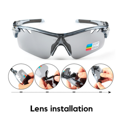 fc2d51c7c0 RX Ready Cycling Glasses – The Luxe Pick