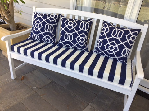 Daybed and Bench Seat Cushions
