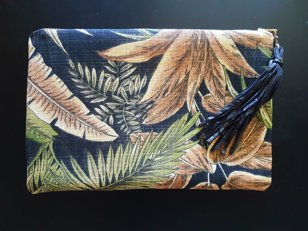 Bahamian Breeze Clutch