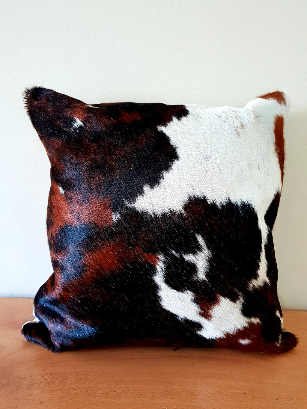 45cmx45cm brindall cowhide cushion cover