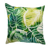 Beautiful cushion using Richloom Keycove Lagoon fabric