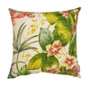 Tropical Orchids outdoor cushion cover