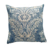 Denium damask indoor cushion cover