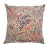 Gorgeous red aztec damask indoor cushion cover