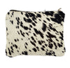 Cowhide Leather Clutches