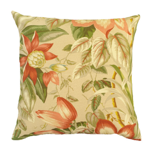 Sandy Glow Outdoor Cushion Cover
