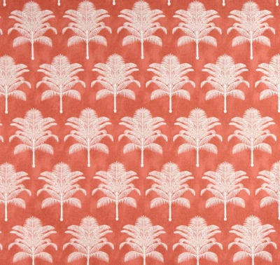 Orange Palms Outdoor Cushion Cover