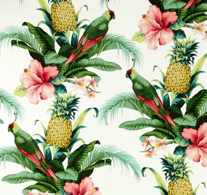 Tommy Bahama Indoor outdoor tropical pineapple