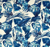 Tommy Bahama Indoor Outdoor Inky Palms Indigo Fabric
