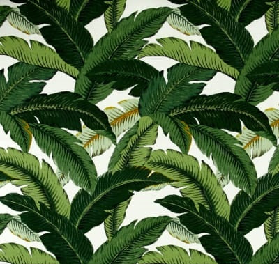 Tommy Bahama Indoor Outdoor Island Hopping Emerald Fabric