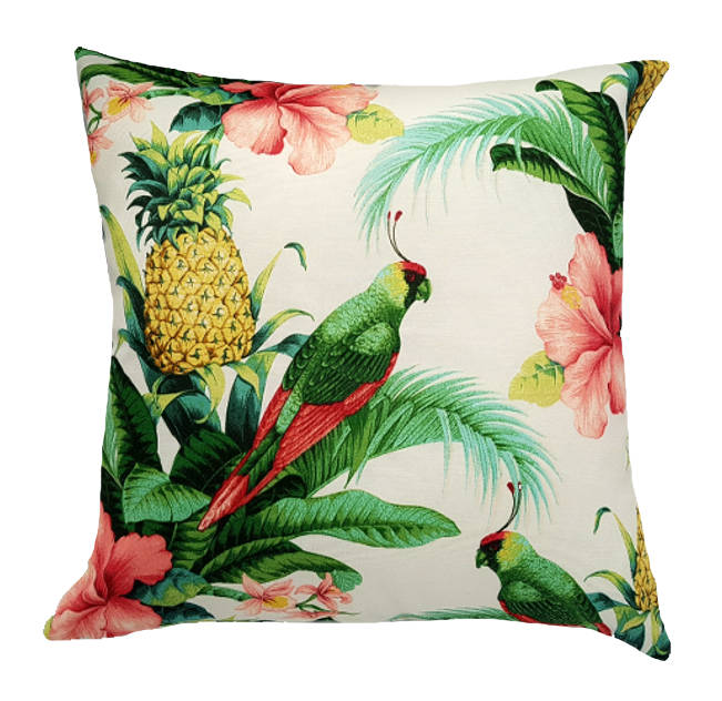 Tommy Bahama Tropical indoor/outdoor cushion cover
