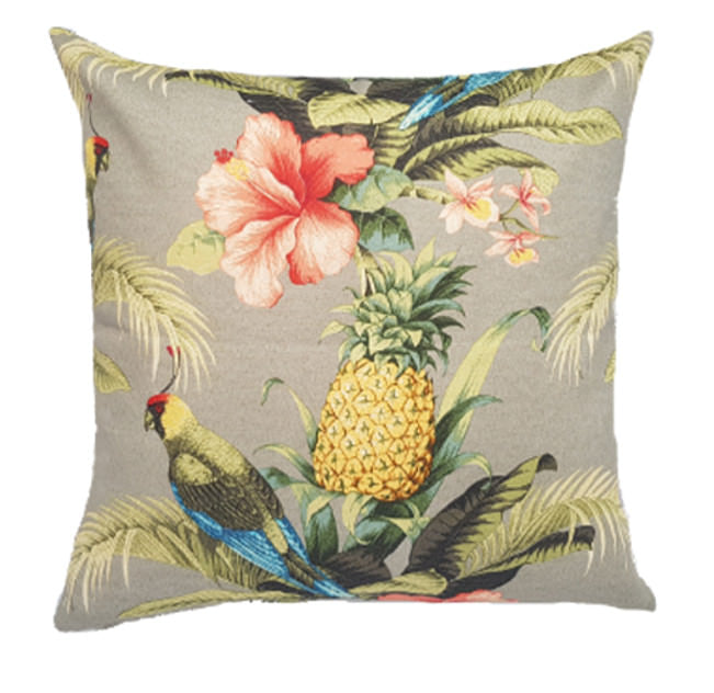 Tommy Bahama Tangelo Cushion cover
