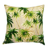 Tommy Bahama Tropical Palms Beige indoor outdoor cushion cover