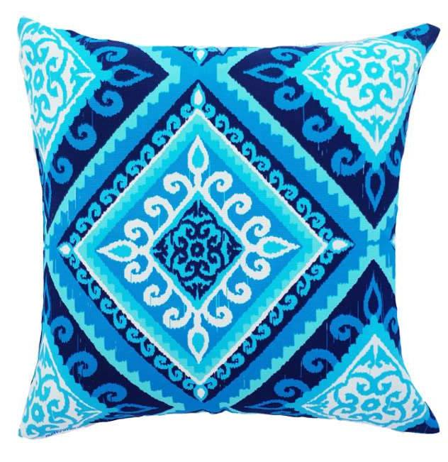 Blue Diamond Outdoor cushion cover