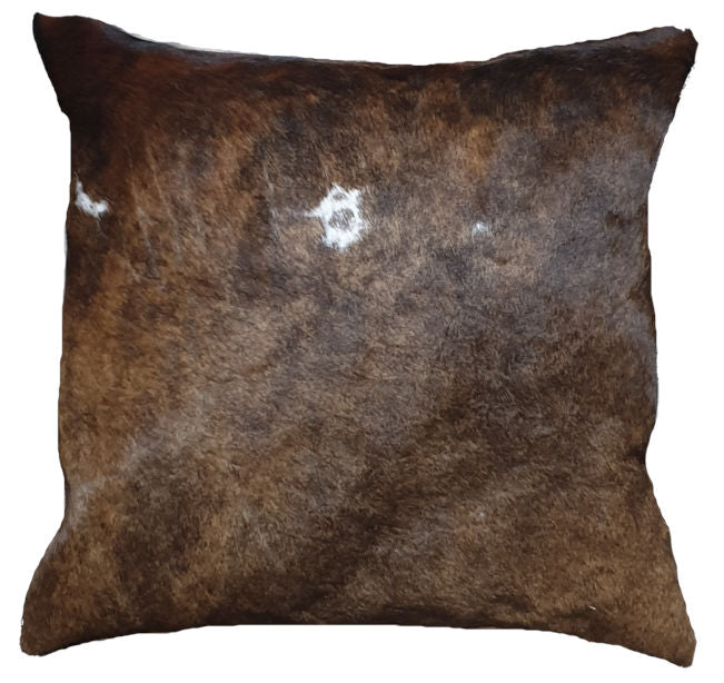 Brindle Cowhide Cushion 45cm