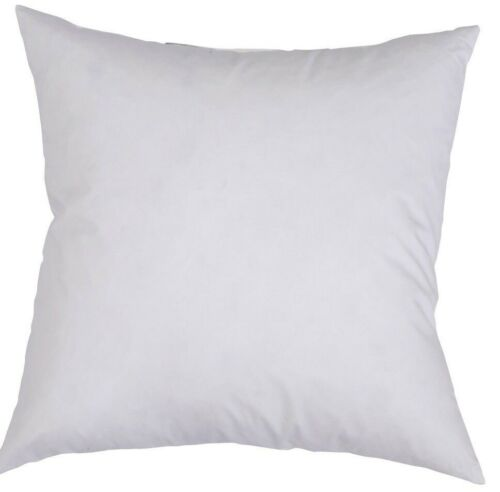 60cm Polyester Cushion Insert x 2