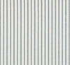 Light Grey/Blue thin stripes indoor cushion cover hamptons style