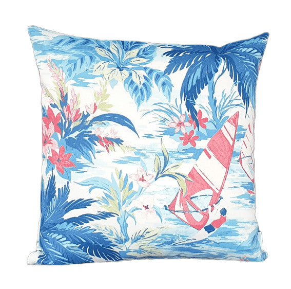 Tommy Bahama Blue Surf Outdoor Cushion Cover