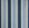 Hamptons Bold Blue Stripes indoor cushion cover