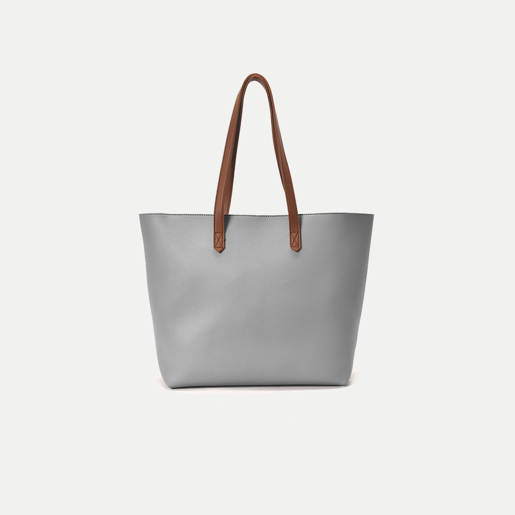 basic casual tote bag