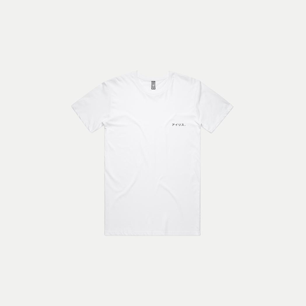 basic airisu. x as colour regular tee