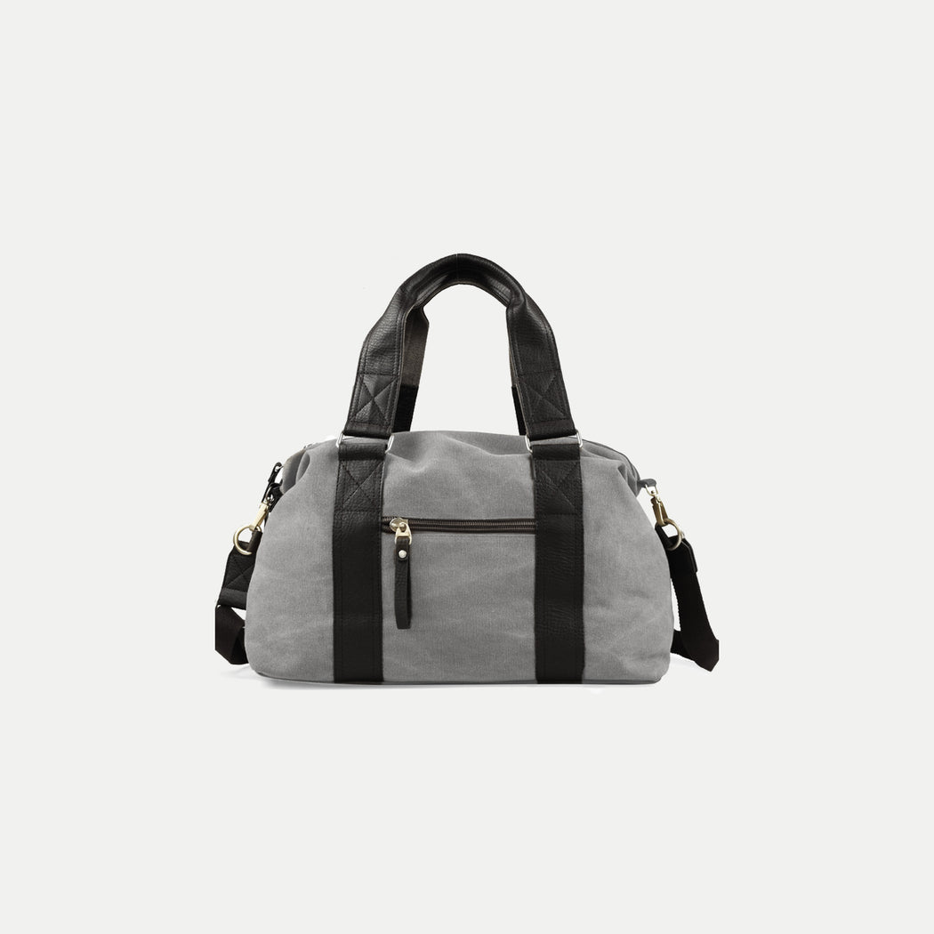 basic canvas travel bag