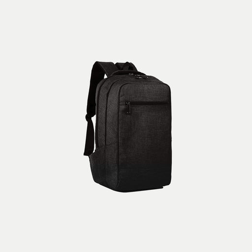 minimalistic linen light backpack