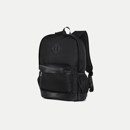 basic lightweight nylon backpack