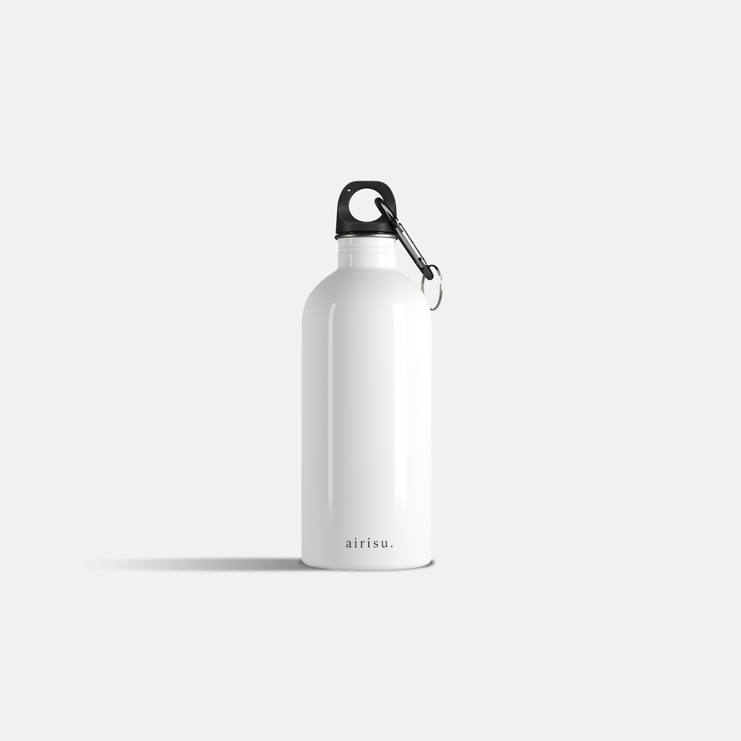 basic airisu. stainless steel water bottle