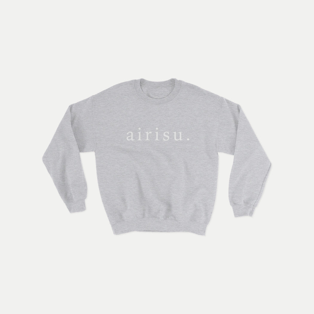 basic airisu. x gildan sweatshirt : limited edition