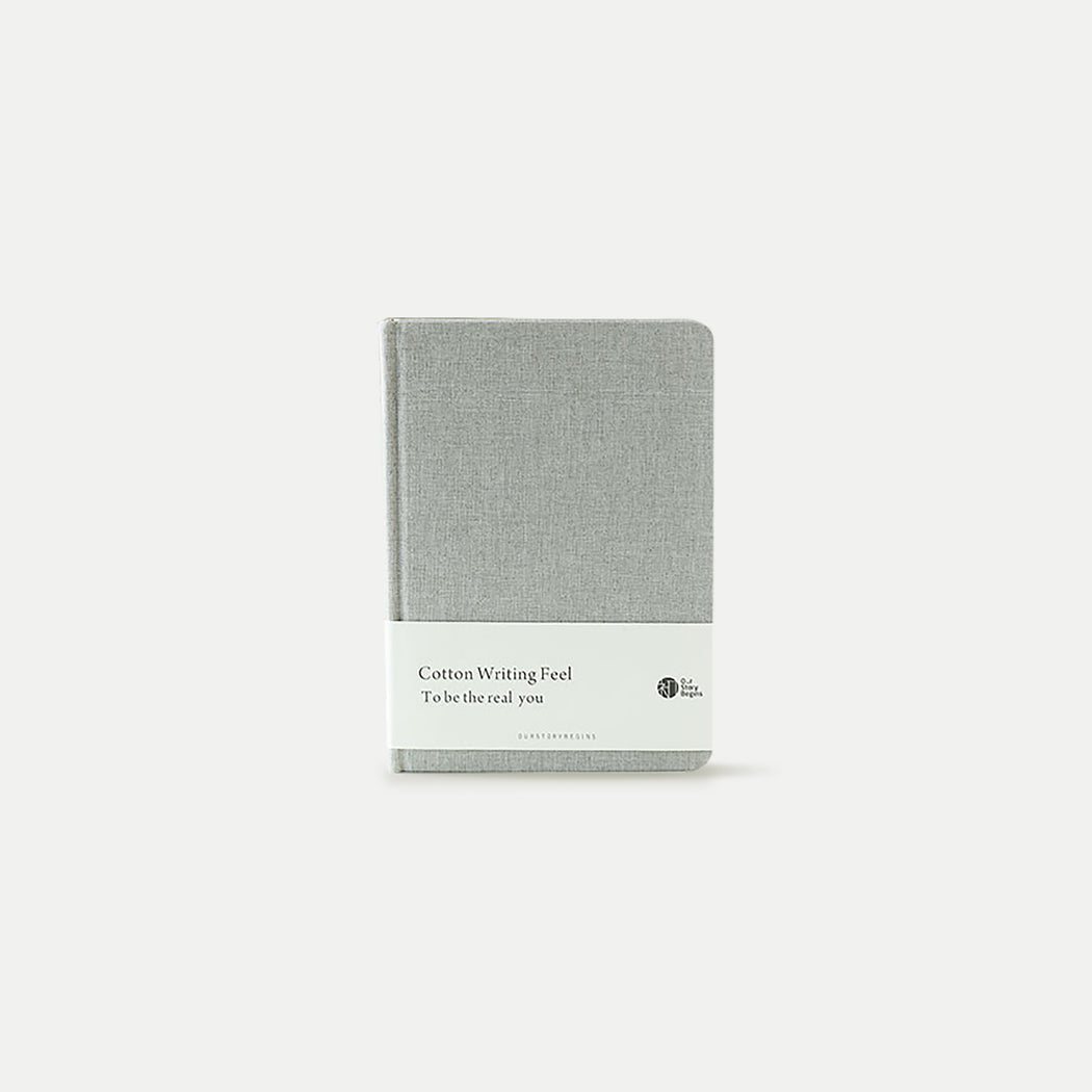 japanese style cotton notebook 90 blank pages