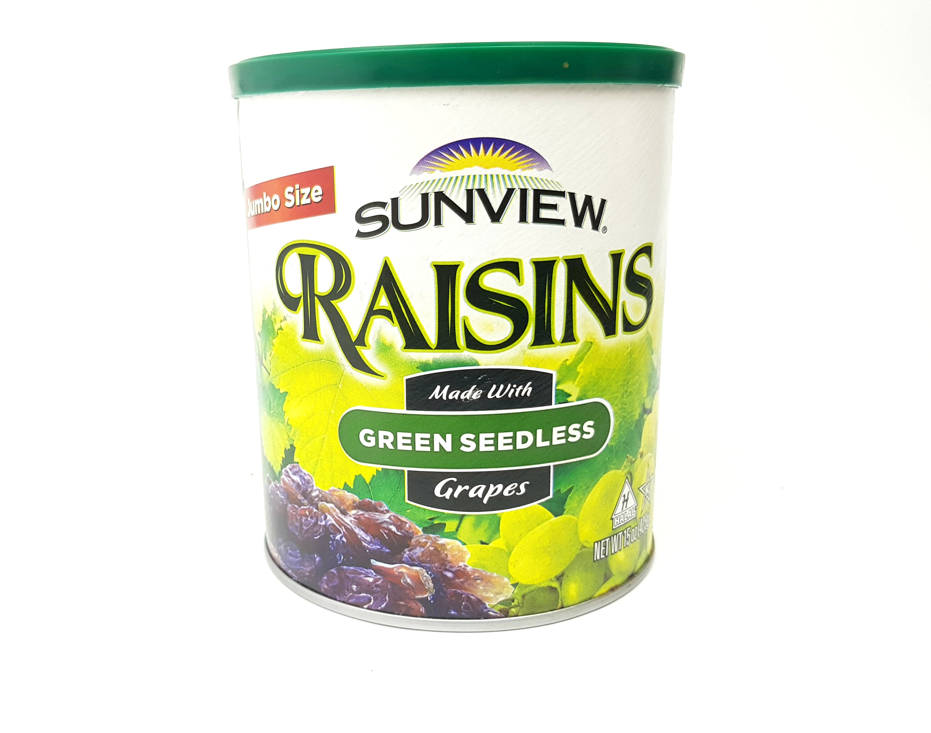 Sunrise Green Raisins
