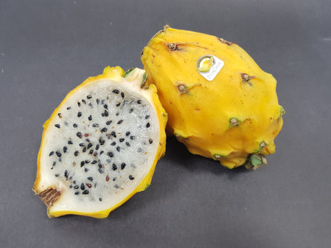 Ecuador Yellow Dragon Fruit / Pitaya (Medium)
