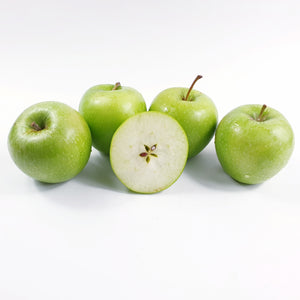 green granny smith apples small