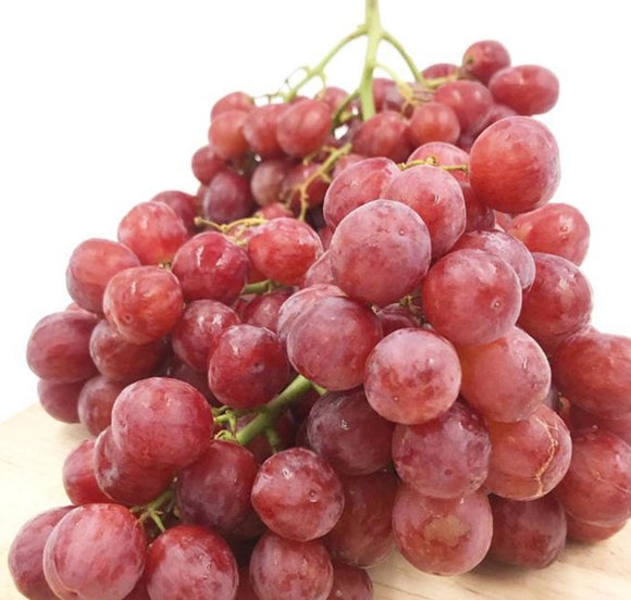 Starlight Red Seedless grapes