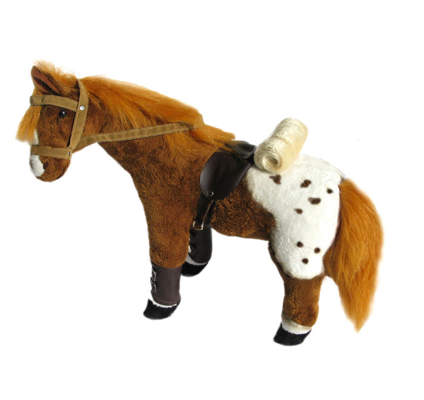 Gypsy - Appaloosa Horse Stuffed Toy