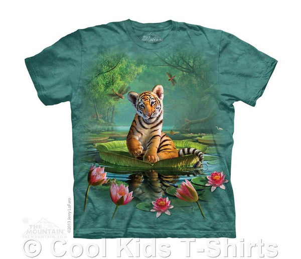 Tiger Lily Kids Tie Dye T-Shirt