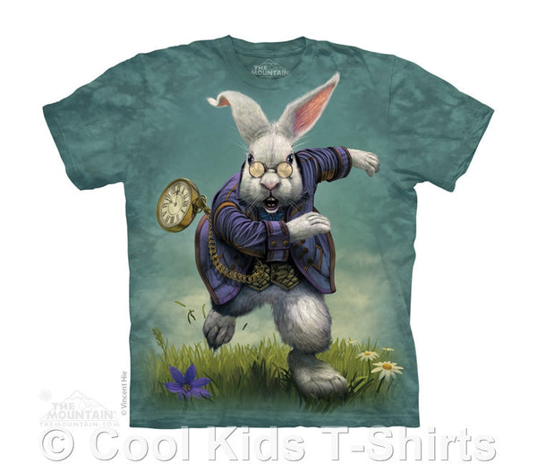 White Rabbit Kids Tie Dye T-Shirt