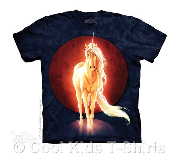 Last Unicorn Kids Tie Dye T-Shirt