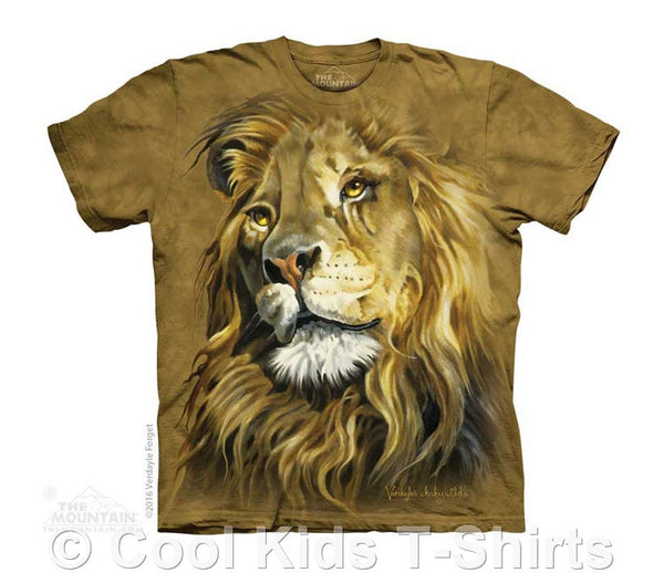 Lion King Kids Tie Dye T-Shirt
