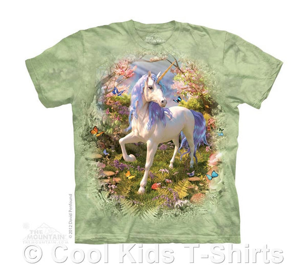 Unicorn Forest Childrens T-Shirt