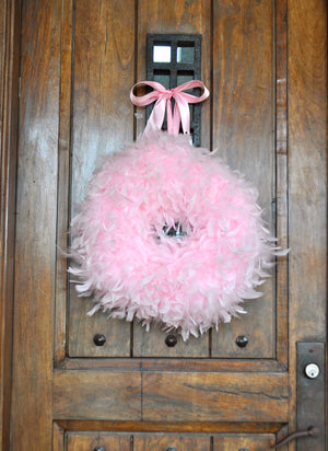 Baby Girl Wreath - Bonnie Harms Designs