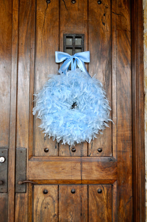 Baby Boy Wreath - Bonnie Harms Designs