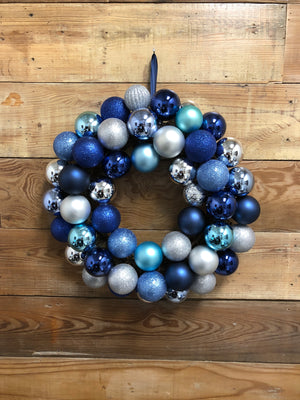 Hanukkah Wreath - Bonnie Harms Designs