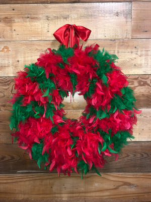 Holly Wreath - Bonnie Harms Designs